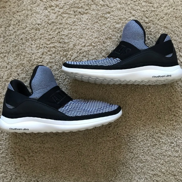 new style 74c57 e99f6 adidas Shoes - Adidas cloudfoam ultra zen sneakers